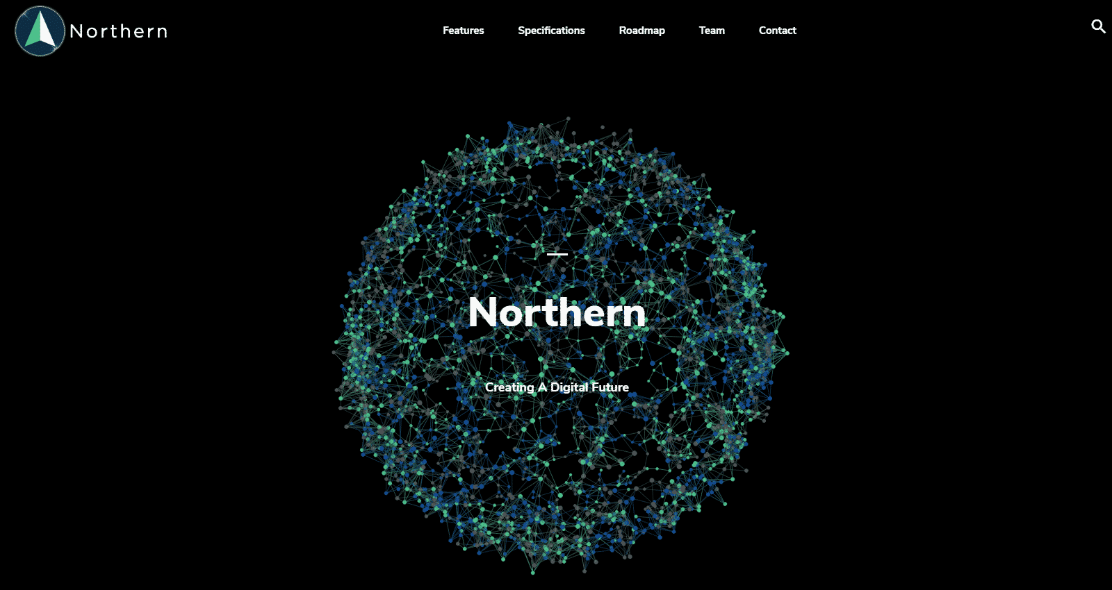Northern | Frontend Website